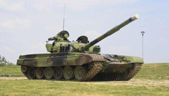 Drive2 nuotr./Tankas T-72