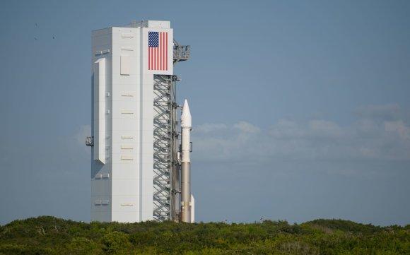 "AFP/""Scanpix"" nuotr./Erdvėlaivis ""Osiris-Rex"" skries link Bennu, jį iškels raketa ""Alliance Atlas V"""