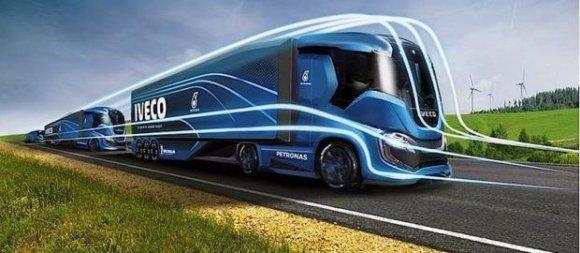 Iveco nuotr./IVECO Z Truck: svečias iš ateities