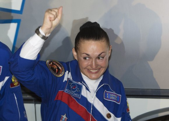 """Reuters""/""Scanpix"" nuotr./Kosmonautė Jelena Serova"