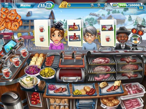 """Lietuvių žaidimą """"Cooking Fever"""" jau išbandė 100 milijonų žmonių"""