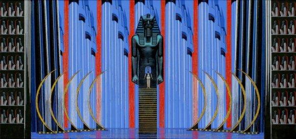 Juškaus galerijos nuotr./Liudas Truikys - Aidos scenografija