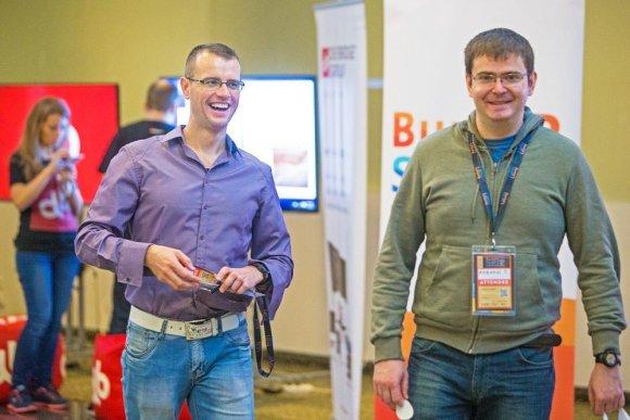 "Build Stuff nuotr./Tarptautinė konferencija ""Build Stuff"""
