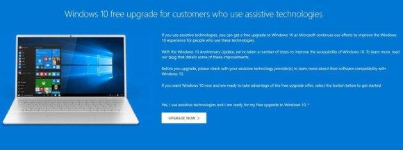 """""""Windows 10"""" atnaujinimas"""