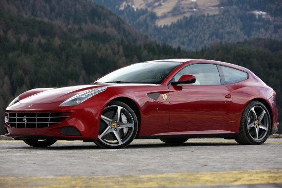 Autoplius.lt iliustr./Ferrari FF