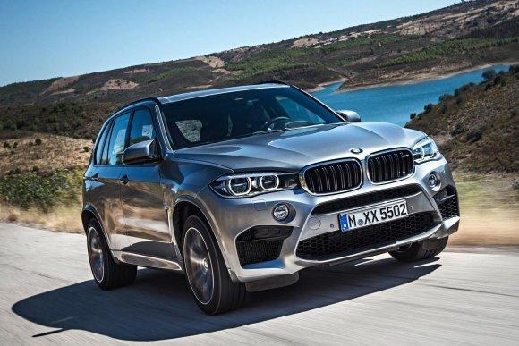 Autoplius.lt nuotr./BMW X5 M