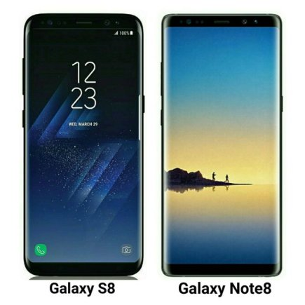 """Kuo """"Samsung Galaxy Note 8"""" skirsis nuo """"Galaxy S8"""""""