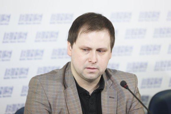 Irmanto Gelūno/15min.lt nuotr./Mažvydas Jastramskis neslepia manantis, kad kairieji ėmėsi politinių sąskaitų suvedinėjimo