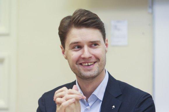 Irmanto Gelūno/15min.lt nuotr./Mykolas Majauskas