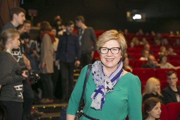 """Irmanto Gelūno/15min.lt nuotr./""""Kino pavasario"""" organizatoriai pristatė konkursinių programų filmus"""