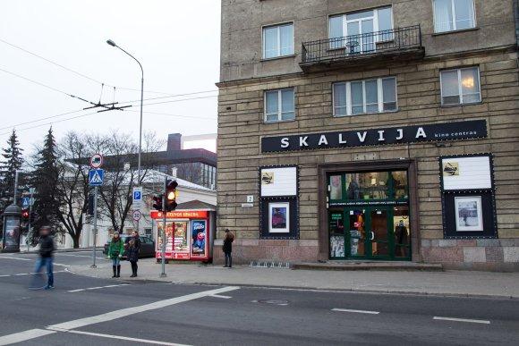 """Irmanto Gelūno/15min.lt nuotr./Kino teatras """"Skalvija"""""""