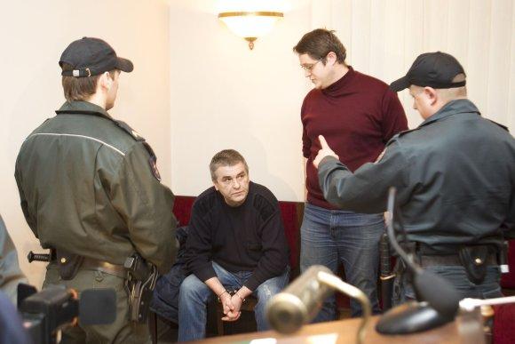 Irmanto Gelūno/15min.lt nuotr./Romualdas Lipskis kaltinamas šnipinėjęs Baltarusijai.