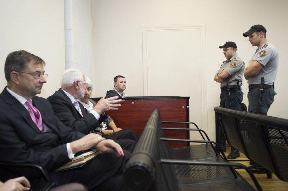 Irmanto Gelūno / 15min nuotr./Teismo posėdis