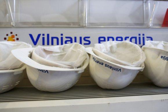 """Irmanto Gelūno/15min.lt nuotr./""""Vilniaus energijos"""" patalpose"""