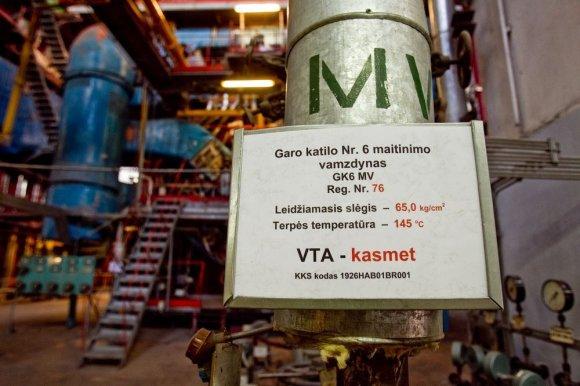 Irmanto Gelūno / 15min nuotr./Antroji Vilniaus termofikacinė elektrinė