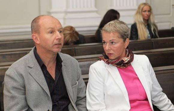 Irmanto Gelūno / 15min nuotr./Andrejus Balykas su žmona