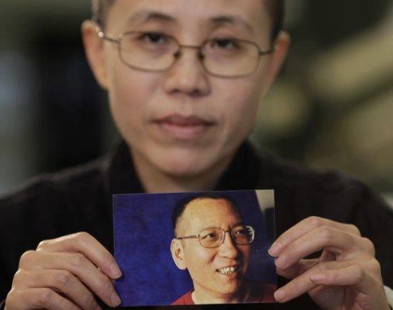 """""""Reuters""""/""""Scanpix"""" nuotr./Liu Xiaobo žmona"""