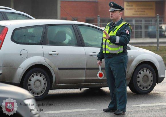 Vilniaus apskrities VPK nuotr./Vilniaus policija