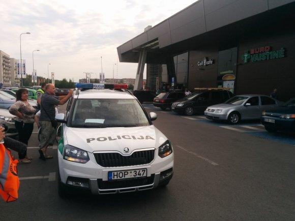 Pauliaus Ramanausko / 15min nuotr. /Asociatyvi iliustracija: policija Piliatėje