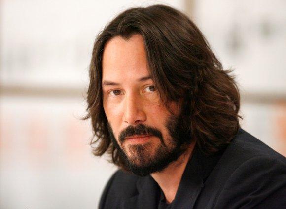 """Reuters""/""Scanpix"" nuotr./Keanu Reevesas 2009-aisiais"