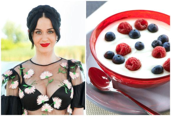 """""""Scanpix""""/""""Vida Press"""" nuotr./Ką valgo gražuolės: Kate Perry"""