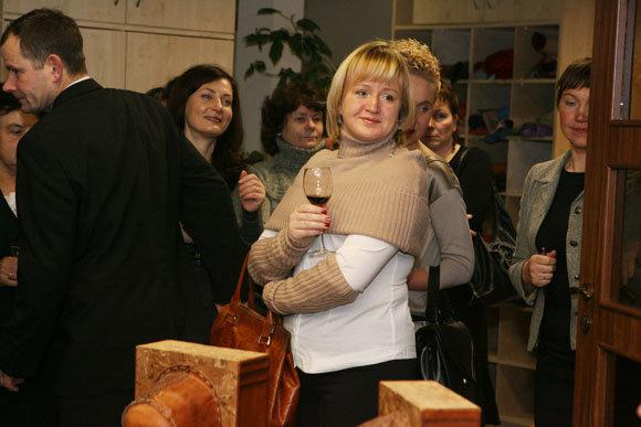 Eriko Ovčarenko / 15min nuotr./Kauno mero žmona Jurgita Kupčinskienė