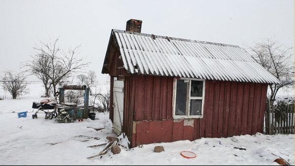 Eriko Ovčarenko/15min.lt nuotr./Aplinka, kurioje gyveno šeima