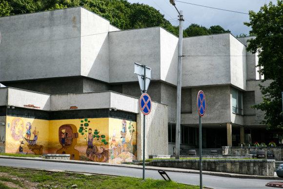Eriko Ovčarenko / 15min nuotr./Kauno paveikslų galerijos pastatas