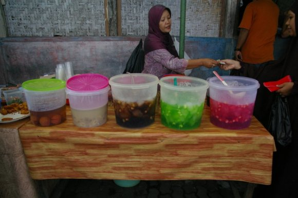 Viktorijos Panovaitės nuotr./Ramadanas Džogjakartoje, Indonezijoje