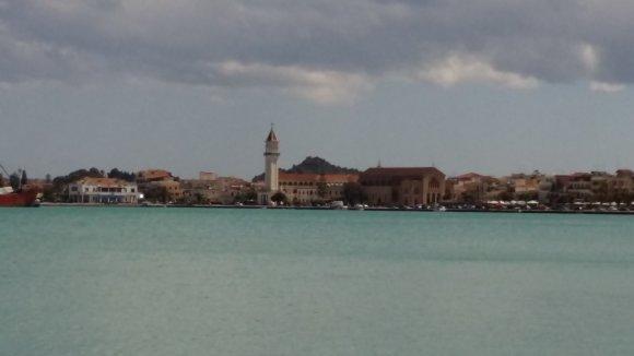 Astos Jolantos Miškinytės nuotr./Ar neprimena Venecijos Zakintos panorama