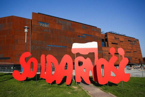 Europos solidarumo centras Gdanske