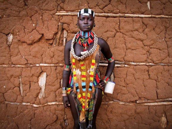 Hamar genties moteris