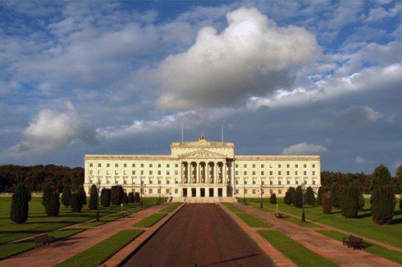 Getty nuotr./Šiaurės Airijos parlamentas