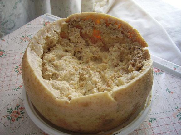 Supuvęs sūris