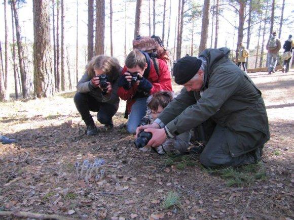 Baltijos aplinkos forumo nuotr./Vertinga gėlė sulaukė nemažo dėmesio