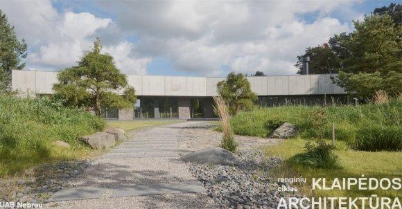KKKC nuotr./Klaipėdos architektai  kviečia susipažinti su įdomiausiais darbais.