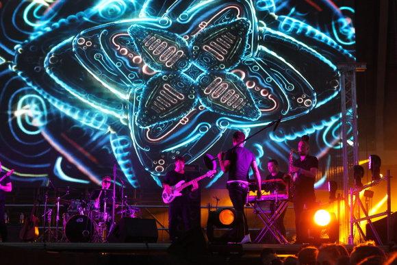 "Tomo Brazausko/""PR house"" nuotr./""Sel Grand Show 2015"" koncertas Klaipėdoje"