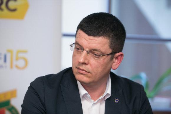 Juliaus Kalinsko/15min.lt nuotr./Artūras Gimžauskas