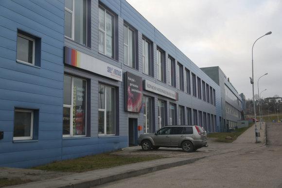 "Juliaus Kalinsko/15min.lt nuotr./""Audėjo"" prekybos centras"