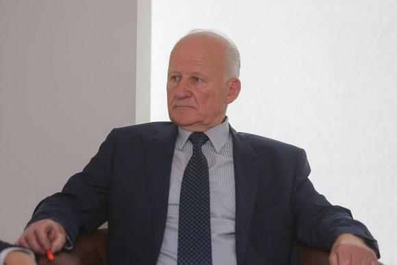 Juliaus Kalinsko / 15min nuotr./Juozas Imbrasas