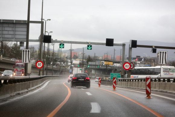 Juliaus Kalinsko/15min.lt nuotr./Kelionė į Ženevą (Vokietija)
