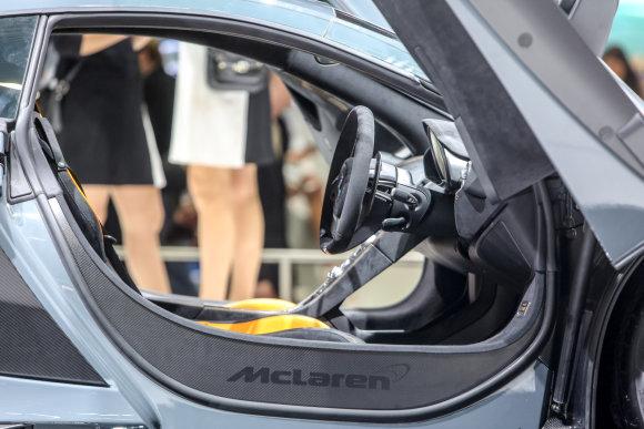 "Juliaus Kalinsko/15min.lt nuotr./""McLaren 675LT"""