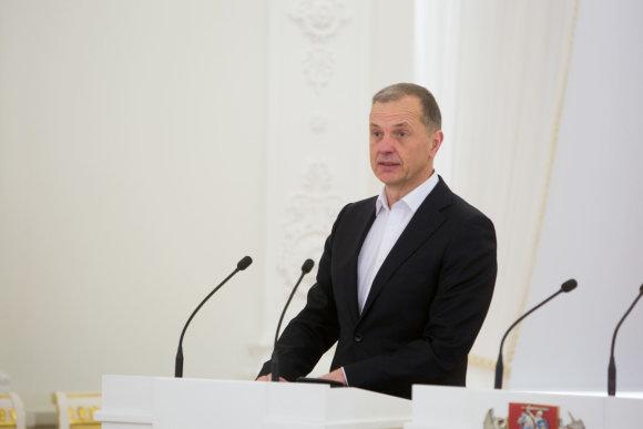 Juliaus Kalinsko / 15min nuotr./Prezidentūroje įteiktos nacionalinės premijos