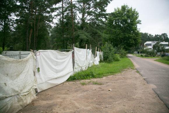 Juliaus Kalinsko / 15min nuotr./Rusijos ambasadai ketinama skirti sklypą Valakampiuose