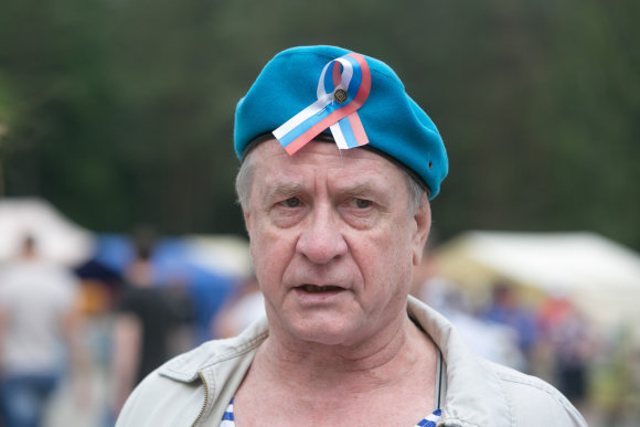 Juliaus Kalinsko/15min.lt nuotr./Rusų kultūros diena Vingio parke