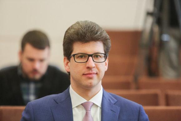 Juliaus Kalinsko/15min.lt nuotr./Rytis Budrius