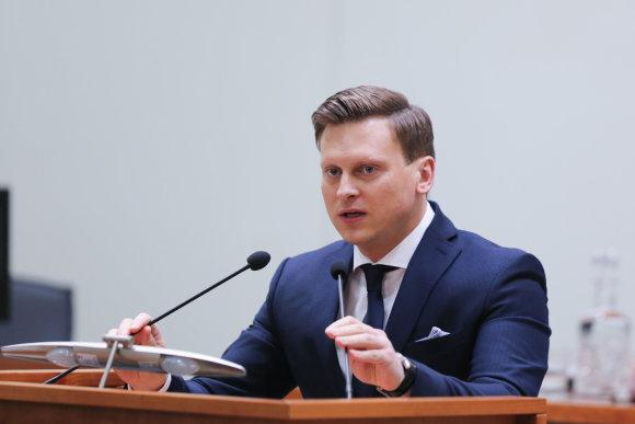 Juliaus Kalinsko/15min.lt nuotr./Valdas Benkunskas