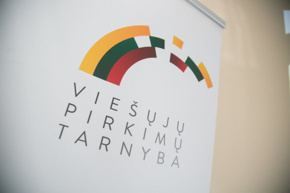 Juliaus Kalinsko / 15min nuotr./Viešųjų pirkimų tarnyba