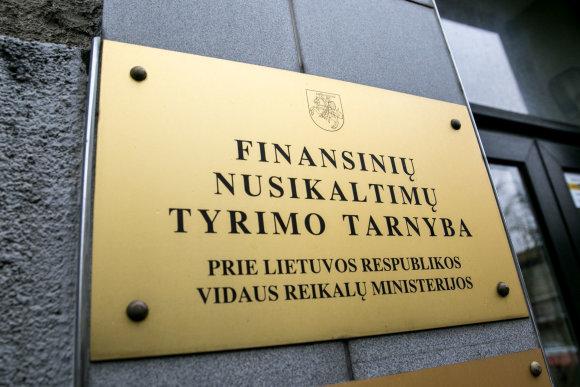 Juliaus Kalinsko / 15min nuotr./Finansinių nusikaltimų tyrimo tarnyba