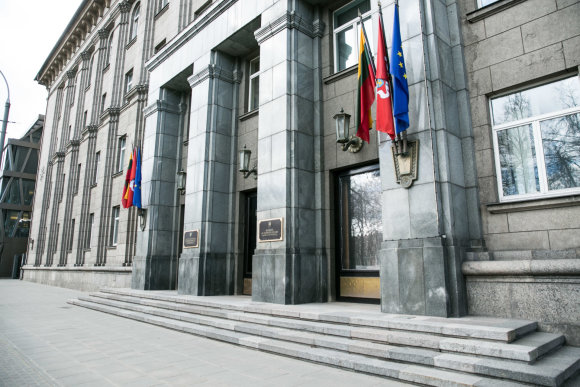 Juliaus Kalinsko / 15min nuotr./Lietuvos užsienio reikalų ministerija
